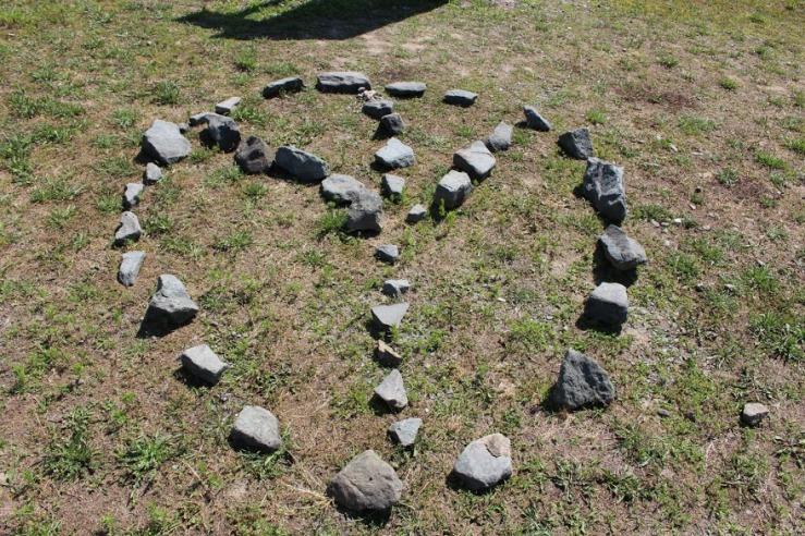 Woodstock Peace Stones