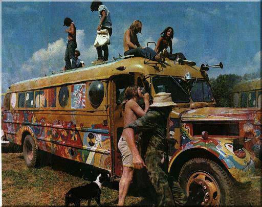 Woodstock bus