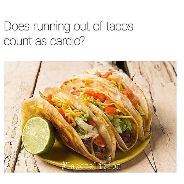Tacos Cardio