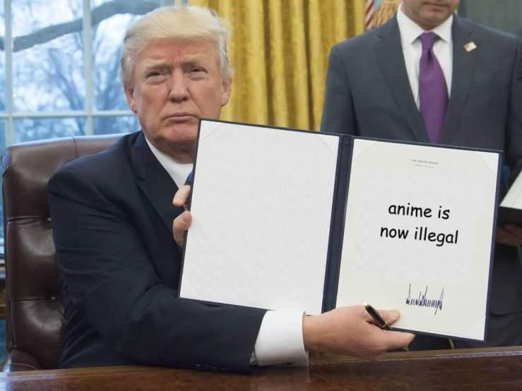 Anime Illegal
