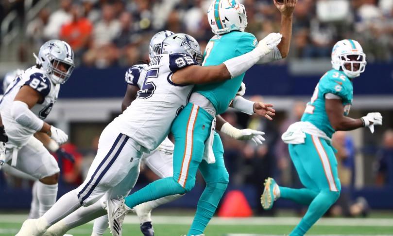 NFL: Miami Dolphins at Dallas Cowboys